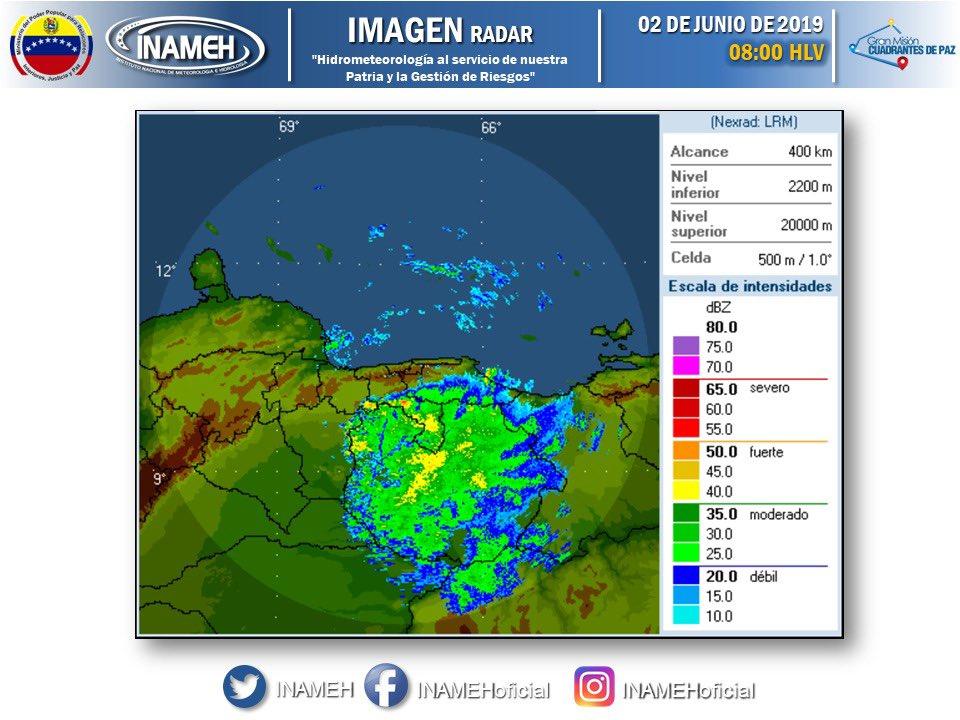 Sistema de Gestión de Riesgo toma previsiones ante la llegada de las lluvias al país