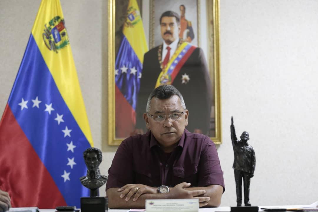 Vicepresidente Reverol Mesa técnica de cauchos georreferenciará su producción en el país (5)