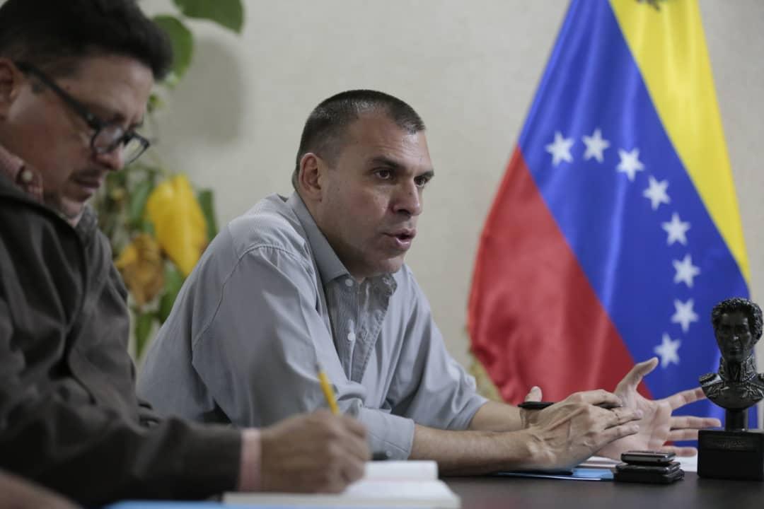 Vicepresidente Reverol Mesa técnica de cauchos georreferenciará su producción en el país (8)