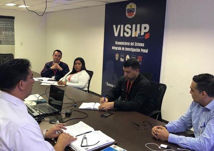 Acuerdan proceso formativo para potenciar cuerpos de seguridad en el país