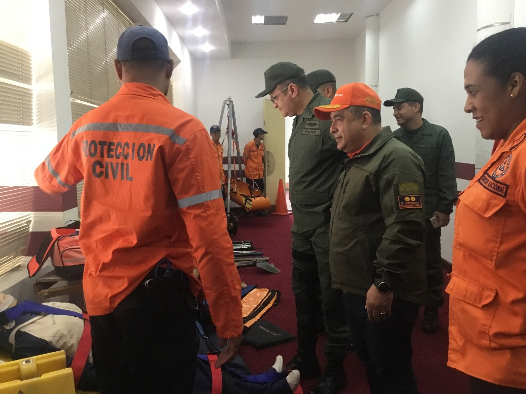 Cadetes de la Academia Militar se capacitaron en materia de prevención (5)