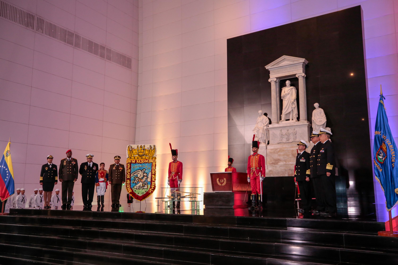Gobierno nacional rindió honores a Simón Bolívar, El Libertador a 236 años de su natalicio (4)