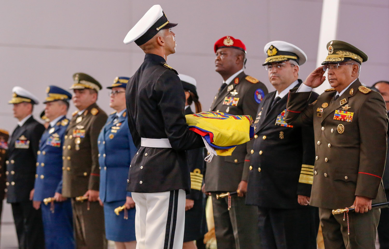 Gobierno nacional rindió honores a Simón Bolívar, El Libertador a 236 años de su natalicio (9)
