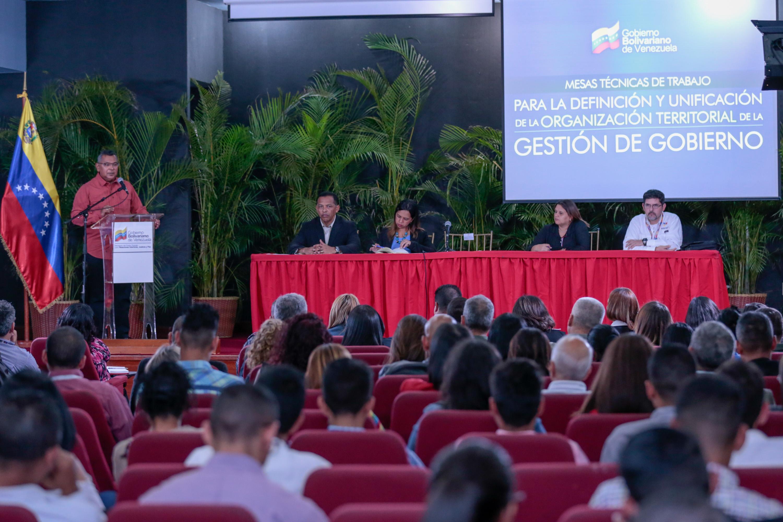 Gobierno nacional territorializa políticas públicas del país