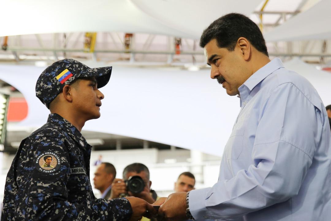 Nicolás Maduro La PNB trabaja de la mano con el pueblo en los Cuadrantes de Paz (11)