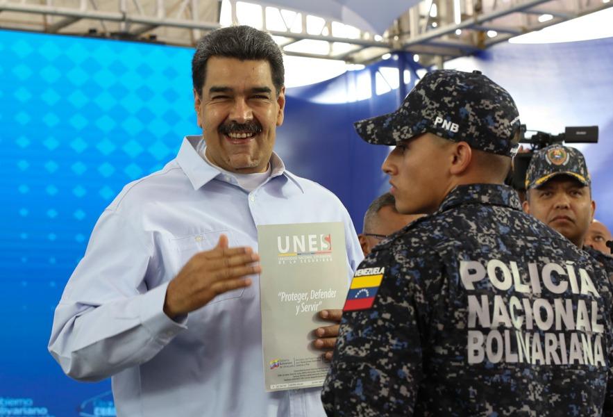 Nicolás Maduro La PNB trabaja de la mano con el pueblo en los Cuadrantes de Paz (12)