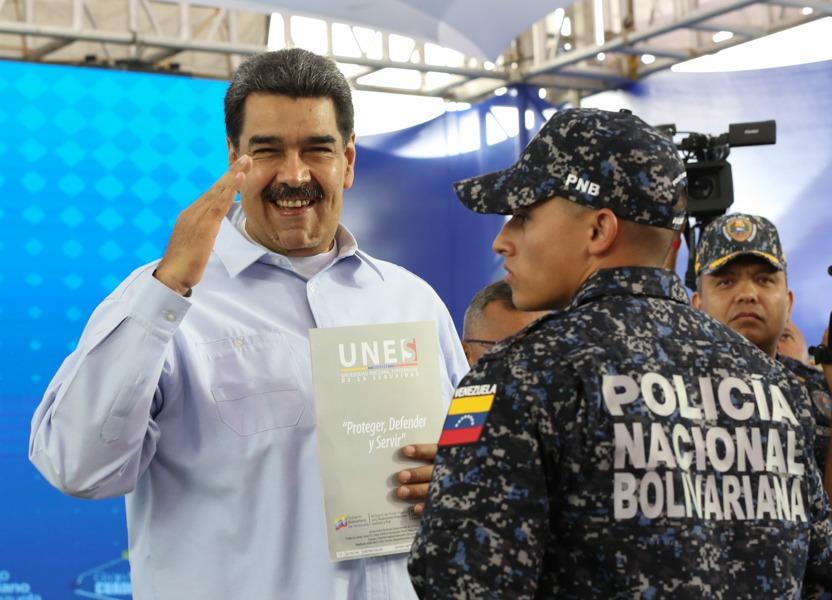 Nicolás Maduro La PNB trabaja de la mano con el pueblo en los Cuadrantes de Paz (13)
