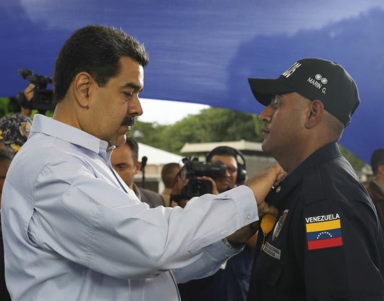 Nicolás Maduro La PNB trabaja de la mano con el pueblo en los Cuadrantes de Paz (14)