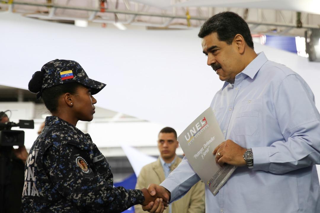 Nicolás Maduro La PNB trabaja de la mano con el pueblo en los Cuadrantes de Paz (15)