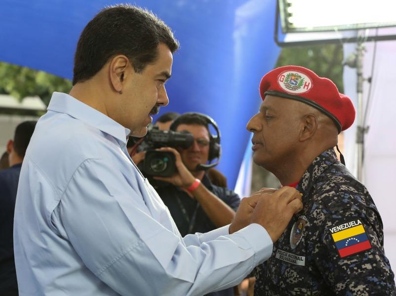 Nicolás Maduro La PNB trabaja de la mano con el pueblo en los Cuadrantes de Paz (17)