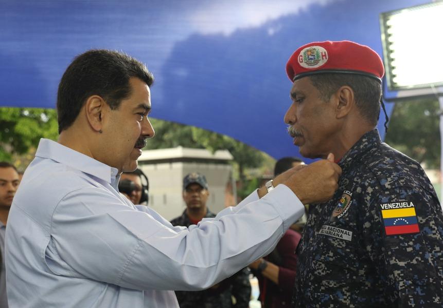 Nicolás Maduro La PNB trabaja de la mano con el pueblo en los Cuadrantes de Paz (19)