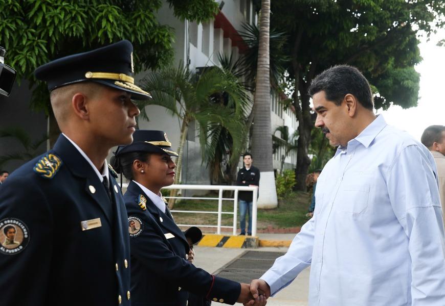 Nicolás Maduro La PNB trabaja de la mano con el pueblo en los Cuadrantes de Paz (21)