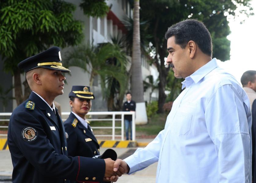 Nicolás Maduro La PNB trabaja de la mano con el pueblo en los Cuadrantes de Paz (22)
