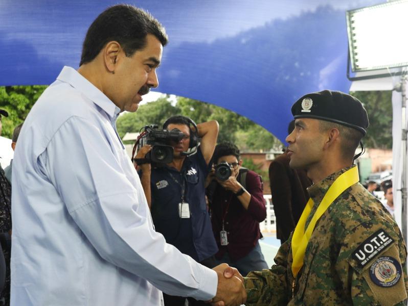 Nicolás Maduro La PNB trabaja de la mano con el pueblo en los Cuadrantes de Paz (23)