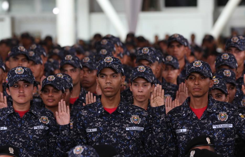 Nicolás Maduro La PNB trabaja de la mano con el pueblo en los Cuadrantes de Paz (8)