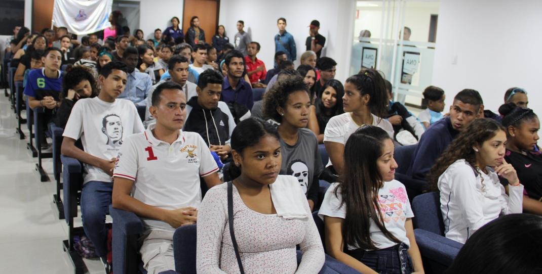 ONA formará a más de 100 mil brigadistas de la Fundación Robert Serra (4)