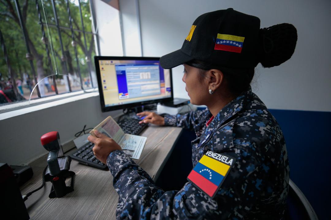 Policía Migratoria en el estado Táchira (12)