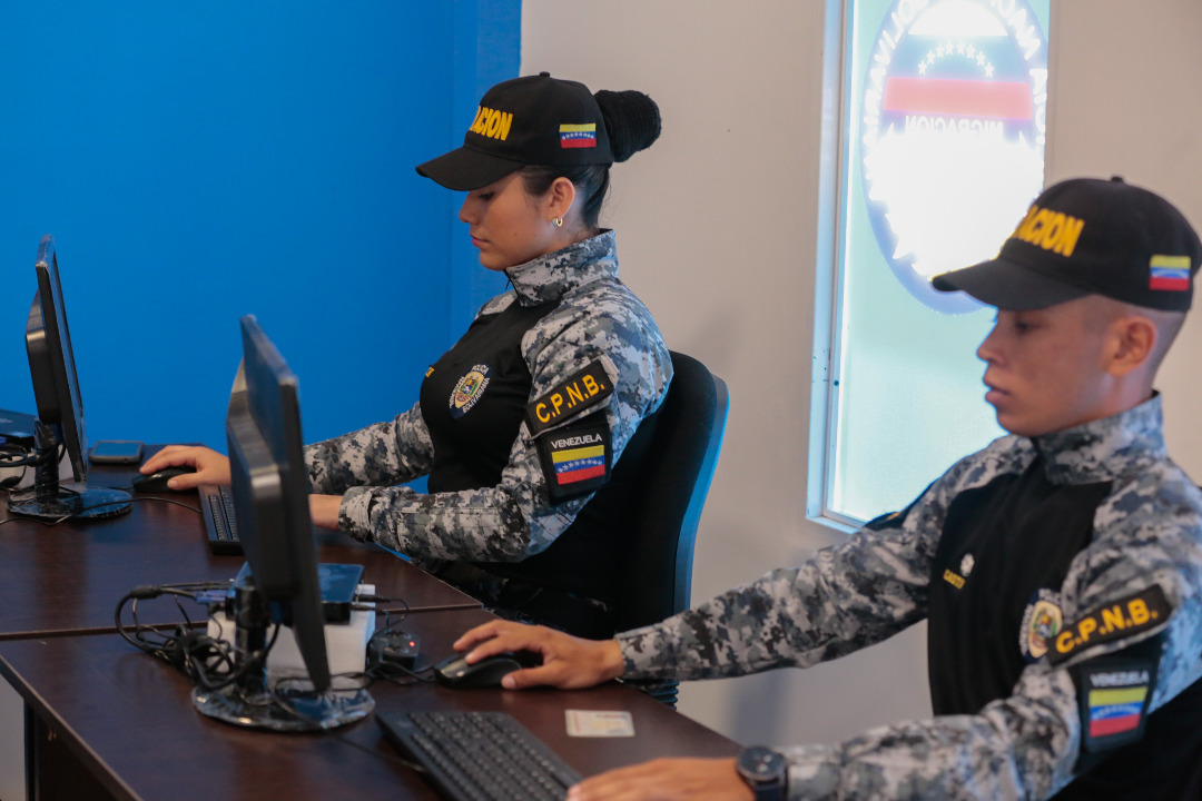 Policía Migratoria en el estado Táchira (3)