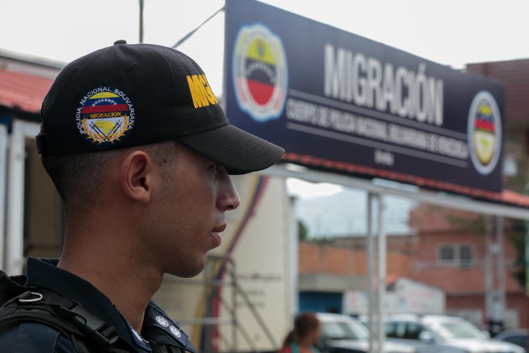 Policía Migratoria en el estado Táchira (4)