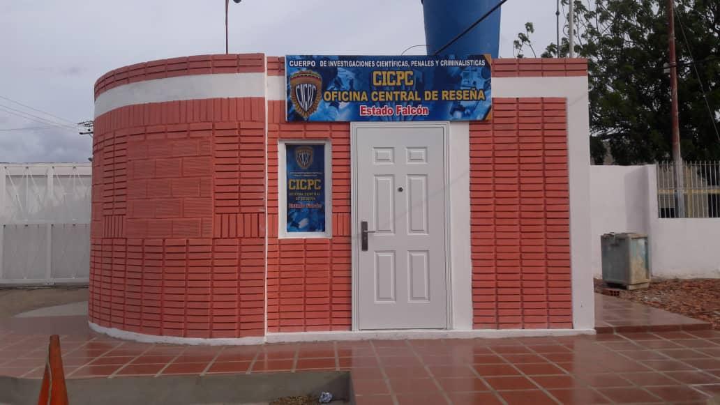 Cicpc inauguró Sala de Reseña en el estado Falcón (5)