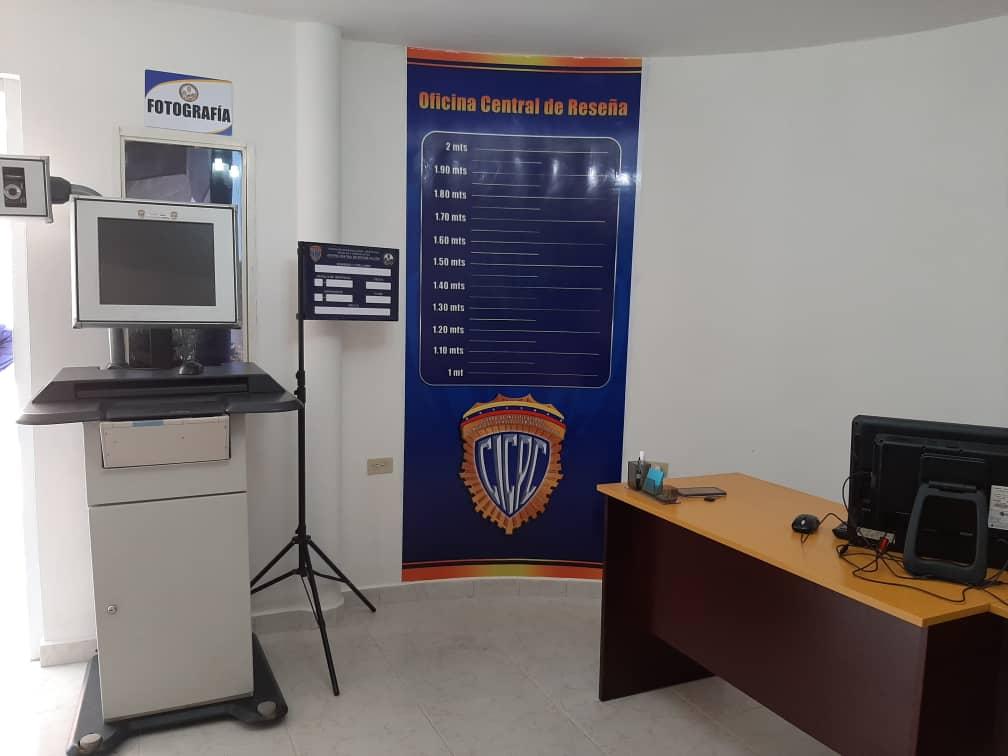 Cicpc inauguró Sala de Reseña en el estado Falcón (7)