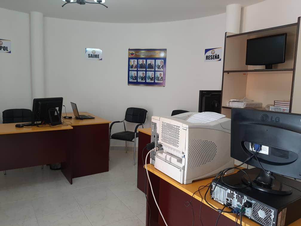 Cicpc inauguró Sala de Reseña en el estado Falcón (9)