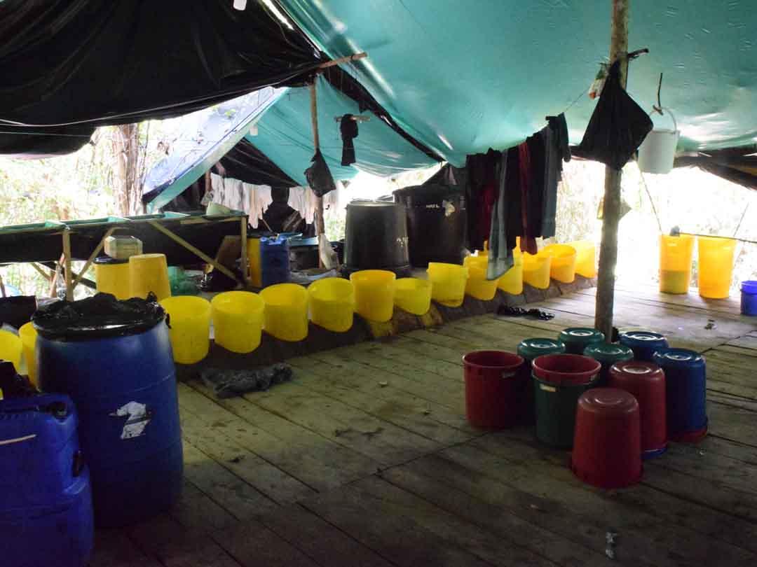 Desmantelados tres campamentos y 22 laboratorios con 11.211,262 kilogramos de cocaína (2)
