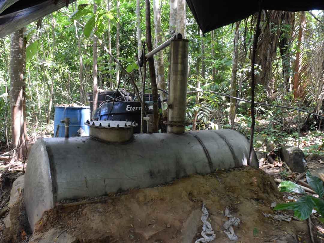 Desmantelados tres campamentos y 22 laboratorios con 11.211,262 kilogramos de cocaína (5)