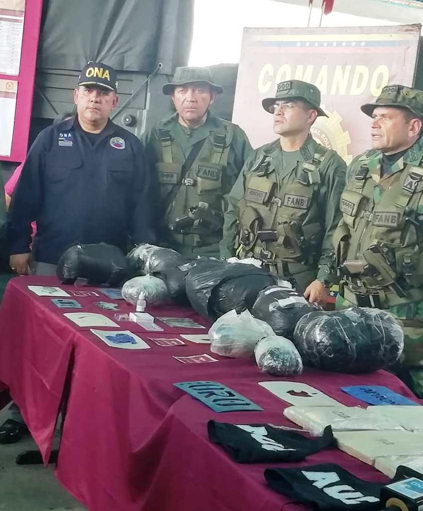 Desmantelados tres campamentos y 22 laboratorios con 11.211,262 kilogramos de cocaína (8)