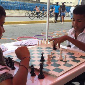 Frente Preventivo realiza abordaje integral a jóvenes en la parroquia Altagracia de Caracas (1)