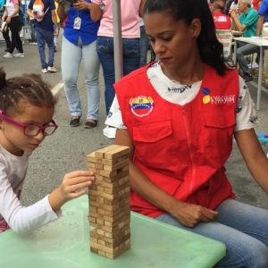 Frente Preventivo realiza abordaje integral a jóvenes en la parroquia Altagracia de Caracas (6)