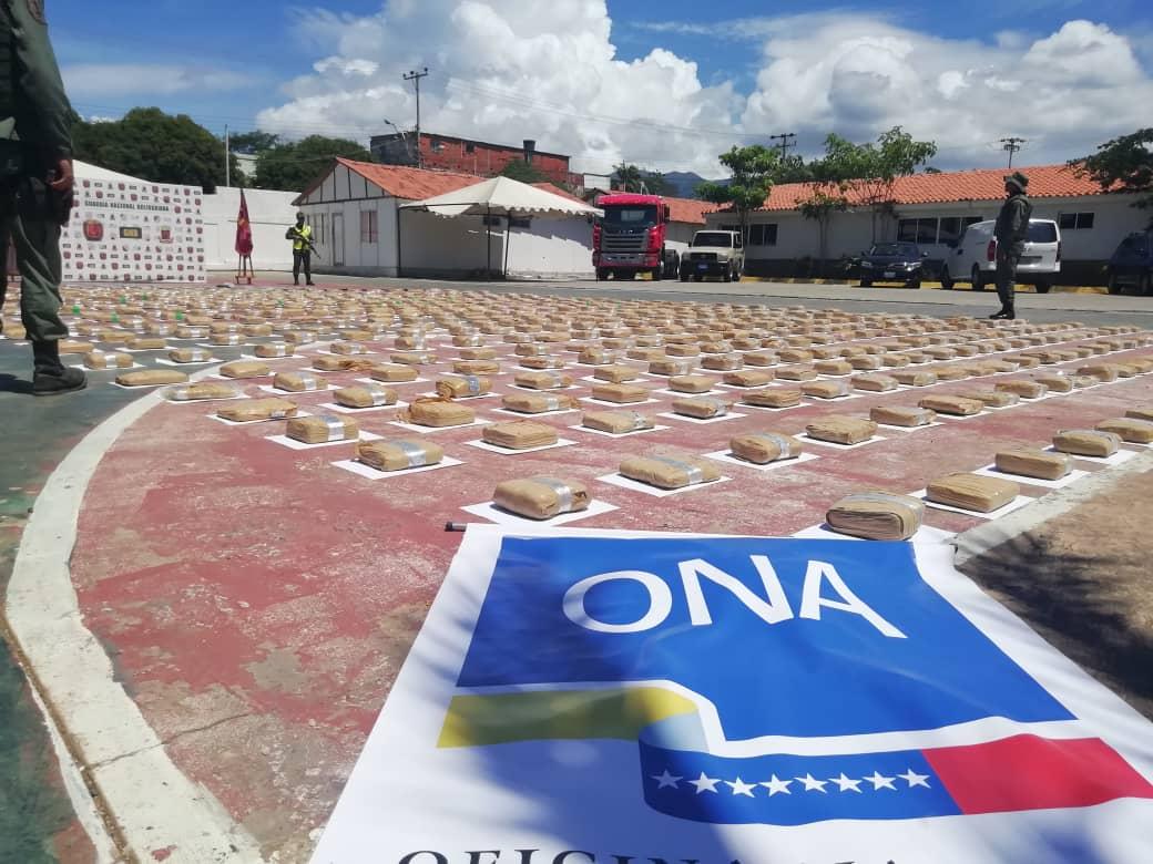 GNB incautó 639 panelas de cocaína y marihuana en Nueva Esparta (14)