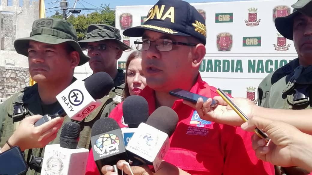GNB incautó 639 panelas de cocaína y marihuana en Nueva Esparta (4)
