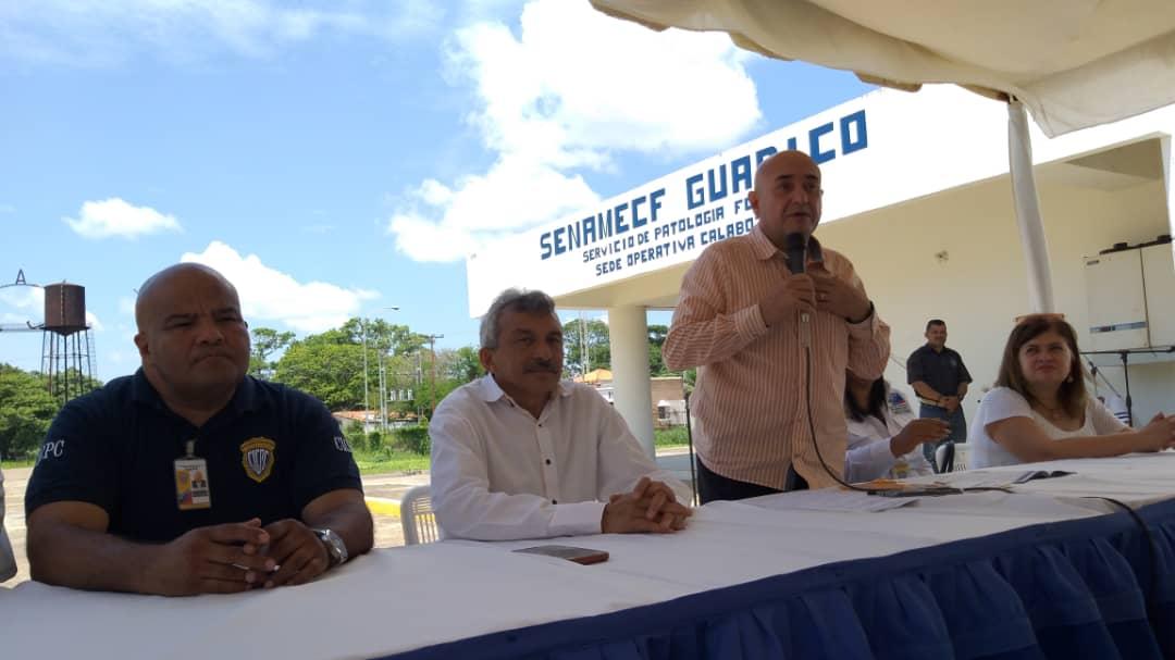 Inaugurada Área de Anatomía Patológica del Senamecf en Guárico (1)