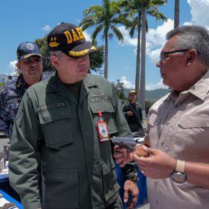 Mpprijp inutilizó 12 mil 921 armas de fuego en Caracas (13)