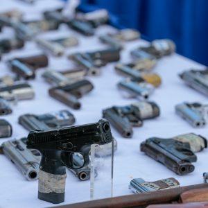 Mpprijp inutilizó 12 mil 921 armas de fuego en Caracas (3)