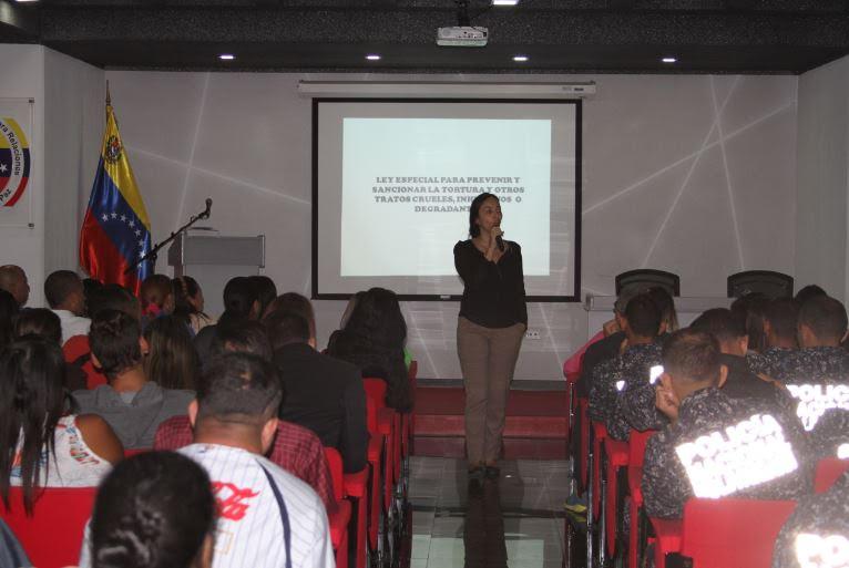 Mpprijp realiza foro DDHH en materia de tortura y otros tratos crueles, inhumanos o degradantes4
