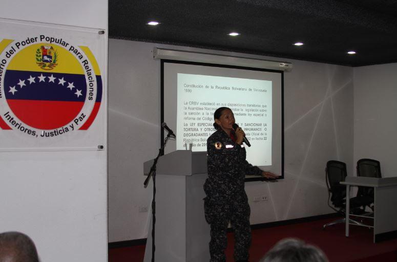 Mpprijp realiza foro DDHH en materia de tortura y otros tratos crueles, inhumanos o degradantes7