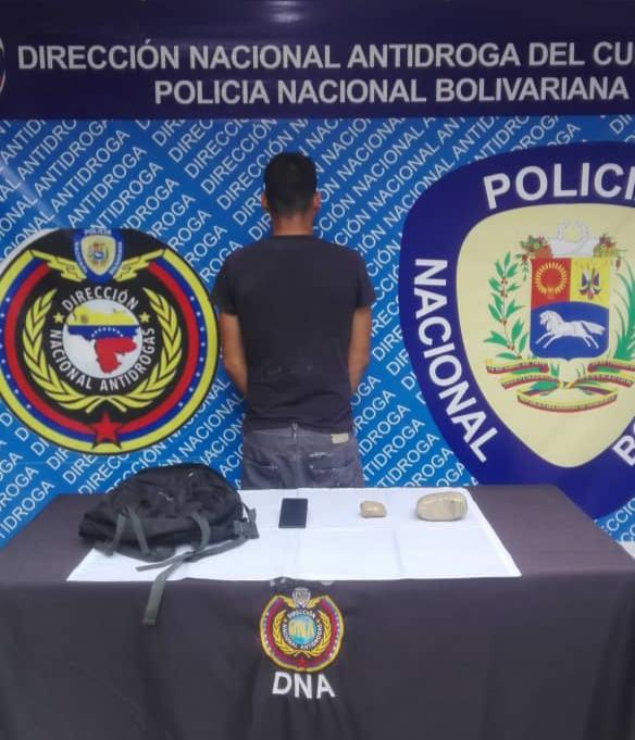 PNB incautó más de un kilo de droga en Miranda y Distrito Capital (3)
