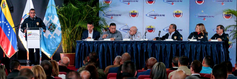 Gobierno bolivariano fortalece la territorialización de la investigación criminalística del país