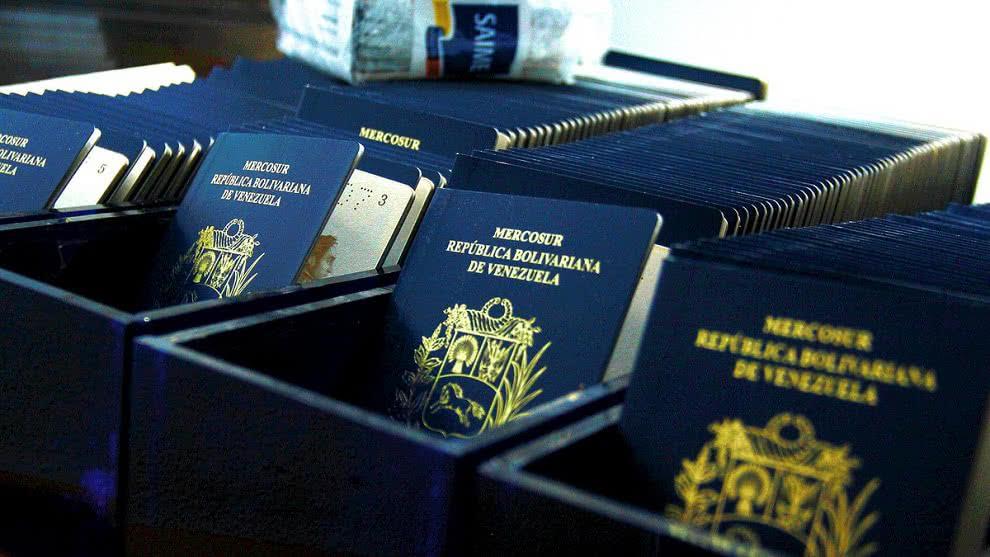Más de 100 mil documentos de identidad se han enviado al exterior del país