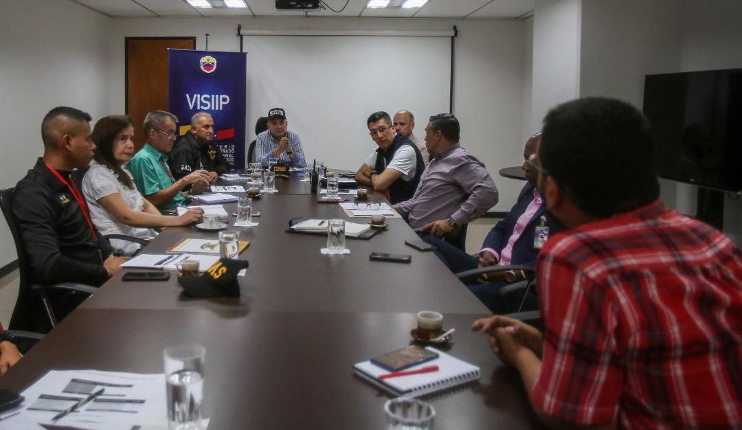 Visiip fortalecerá acciones estratégicas del Plan Nacional Antisecuestro (1)