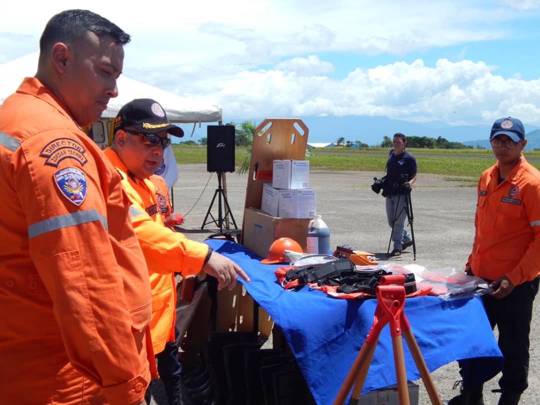 Zoedan Táchira recibió dotación para el fortalecimiento de la operatividad en la región