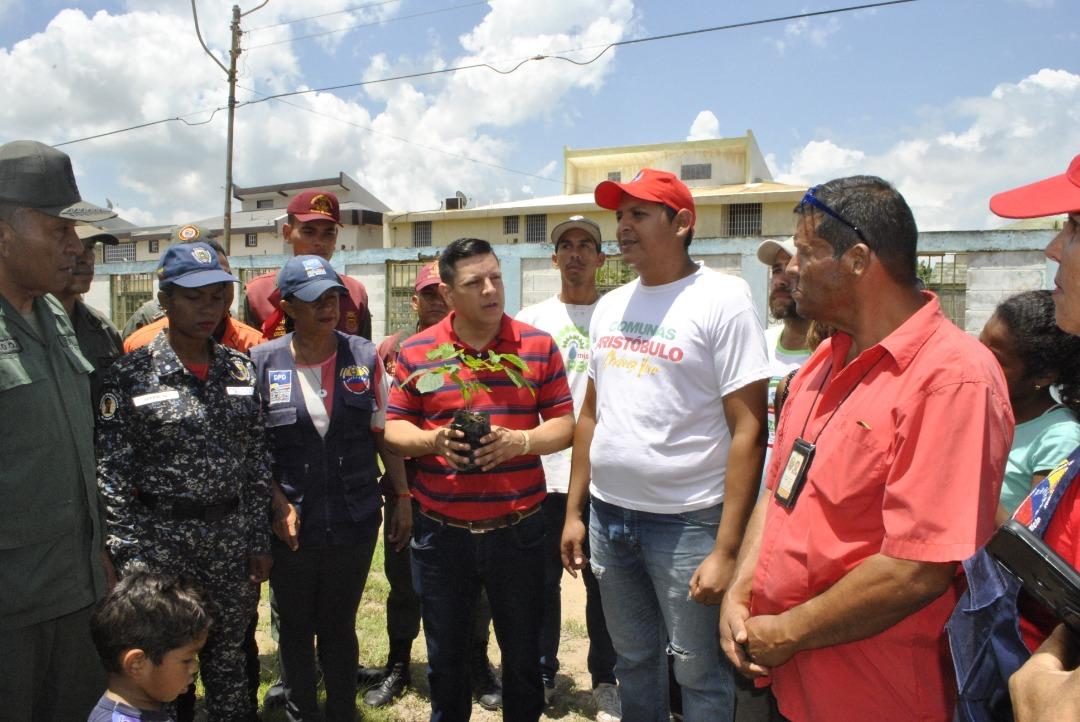 Frente Preventivo Nacional se Desplegó con una Gira de Actividades en Anzoátegui (1)