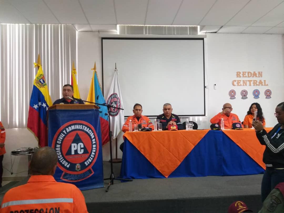 Funcionarios de la Redan Central fortalecen conocimientos para la atención del pueblo (2)