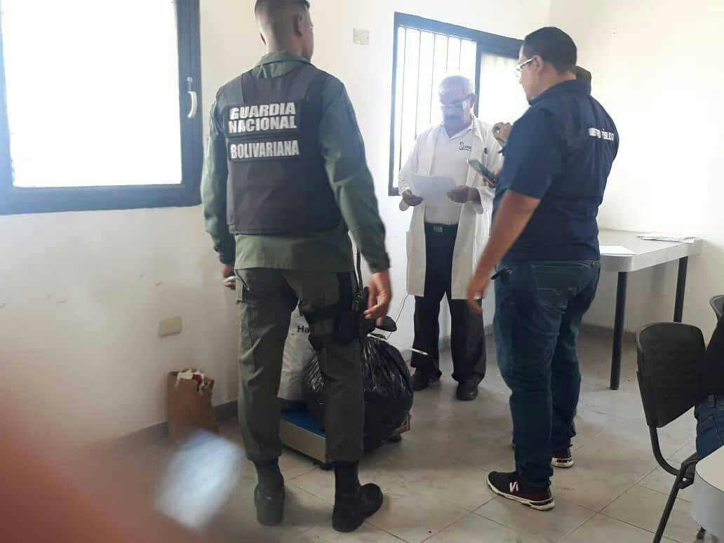 Incinerados más de 400 kilogramos de diferentes drogas en el territorio nacional (5)