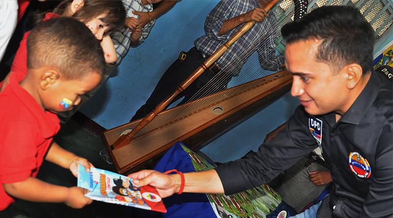 Kits escolares fueron entregados en Altos del Lídice de Caracas