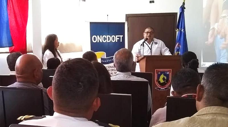 Dictado taller sobre legitimación de capitales y trata de personas en el estado Zulia