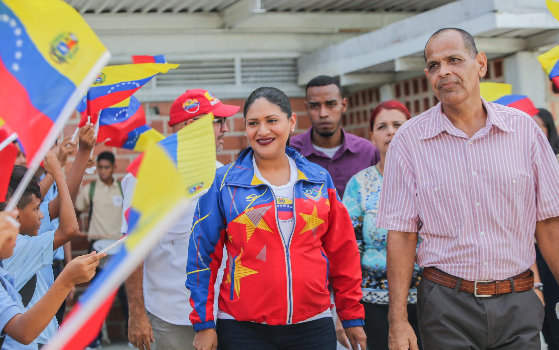 Frente Preventivo entregó útiles escolares a más de mil estudiantes guaireños (1)