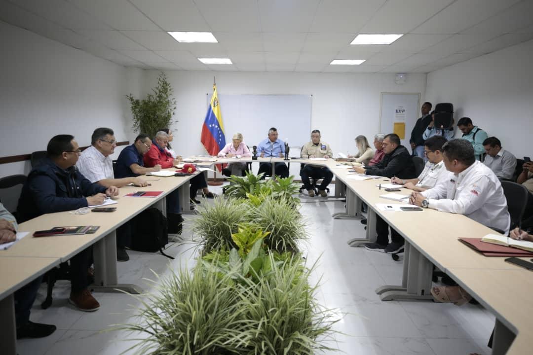Gobierno nacional anuncia Plan Especial de Mitigación de Daños ocasionados por las lluvias en Caracas (2)